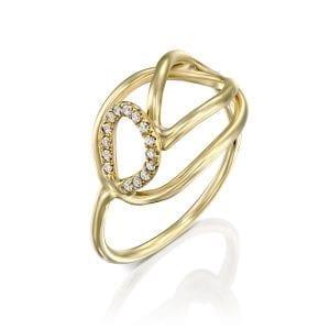 Amorphous ring