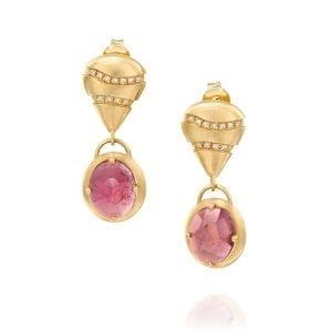 Anniversary earrings